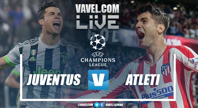 Resumen Juventus 1-0 Atlético de en Jornada 5 de Champions League 2019