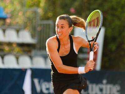 WTA Palermo Day 2 wrapup: Martic cruises; Vondrousova, Mertens upset