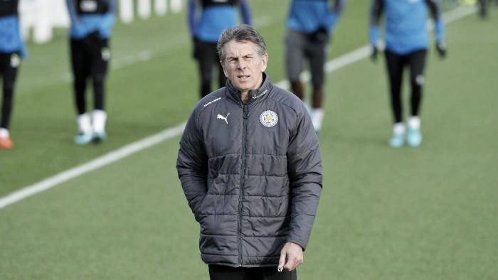 """Claudie Puel: """"Será otro desafío enfrentar al Burnley"""""""