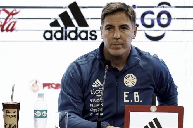Selección de Paraguay: Con Berizzo en el banco, la Tricolor busca sorprender