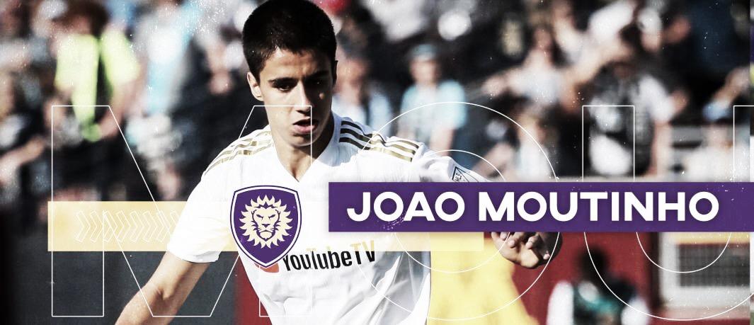 João Moutinho se incorpora a Orlando City SC