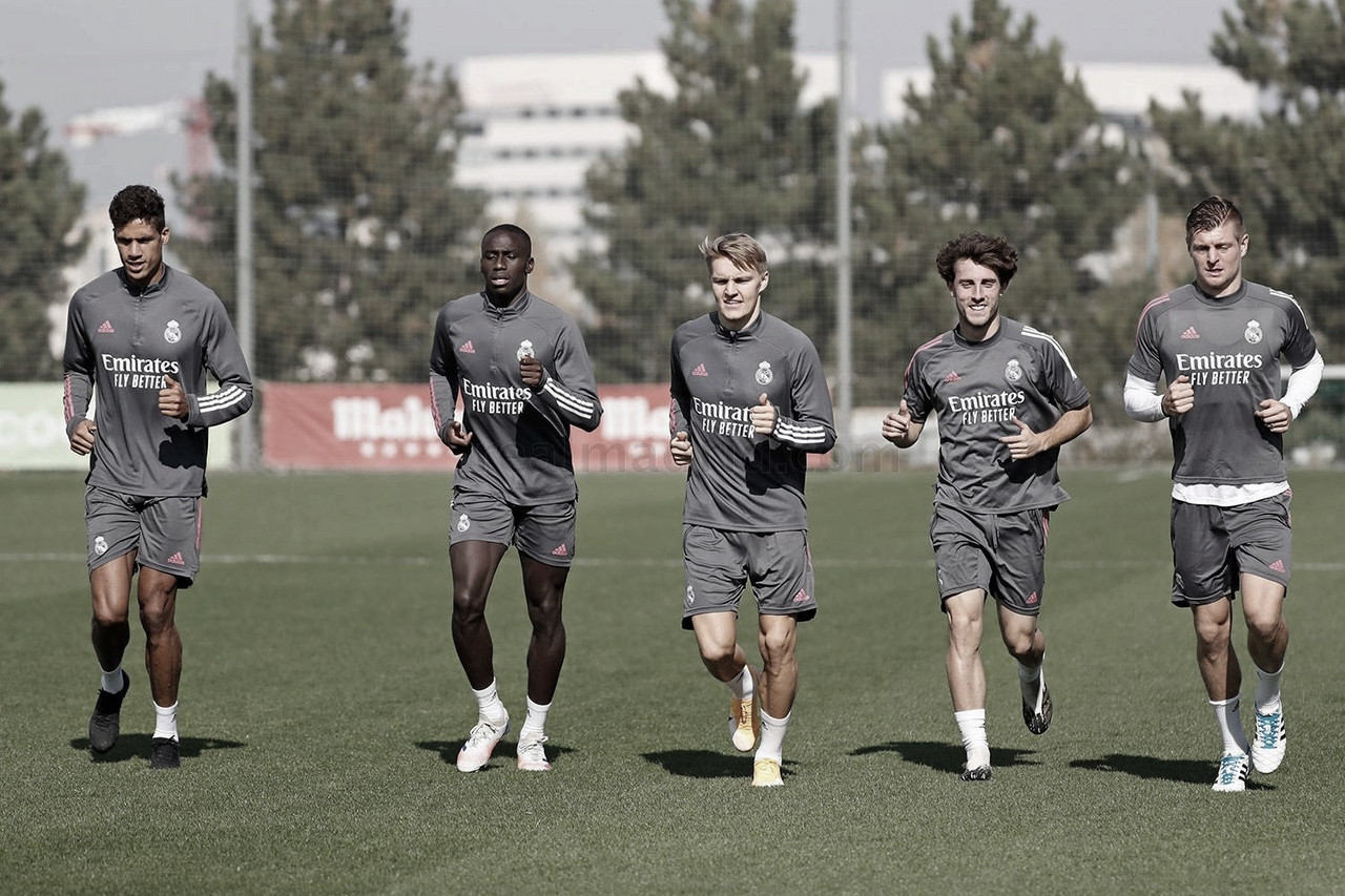 Ødegaard y Odriozola se apuntan a la Champions