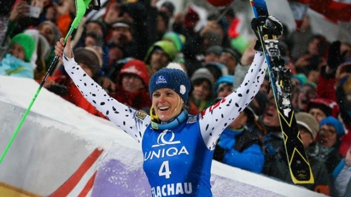 Sci Alpino - Flachau, Slalom femminile: ancora Zuzulova, Hansdotter e Vlhova a completare il podio