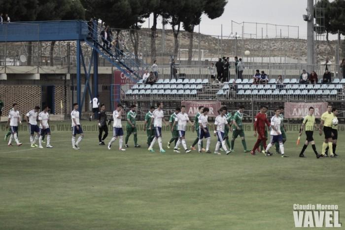 Fotos e imágenes del Deportivo Aragón 1-0 Cuarte, jornada 5 de Tercera División