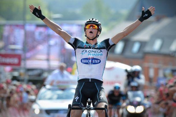 Tour de France 2015, 6° tappa: a Le Havre acuto di Stybar, beffato Sagan. Nel finale a terra Nibali e Martin