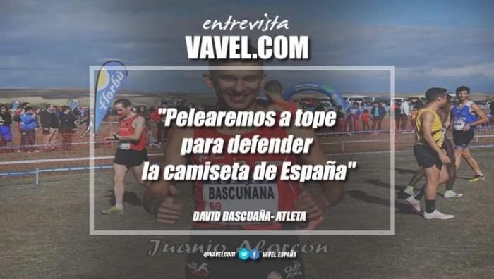 """Entrevista. David Bascuñana: """"Ahora es el momento de disfrutar y darlo todo en Samorín por mi país"""""""