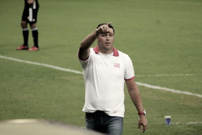 Náutico comemora tempo de trabalho para partida contra Ceará