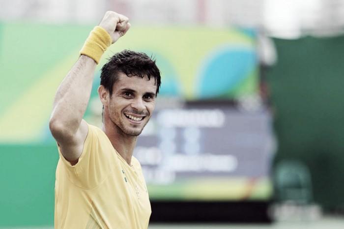 Rogerinho vence Fabbiano e avança à segunda rodada dos Jogos Olímpicos