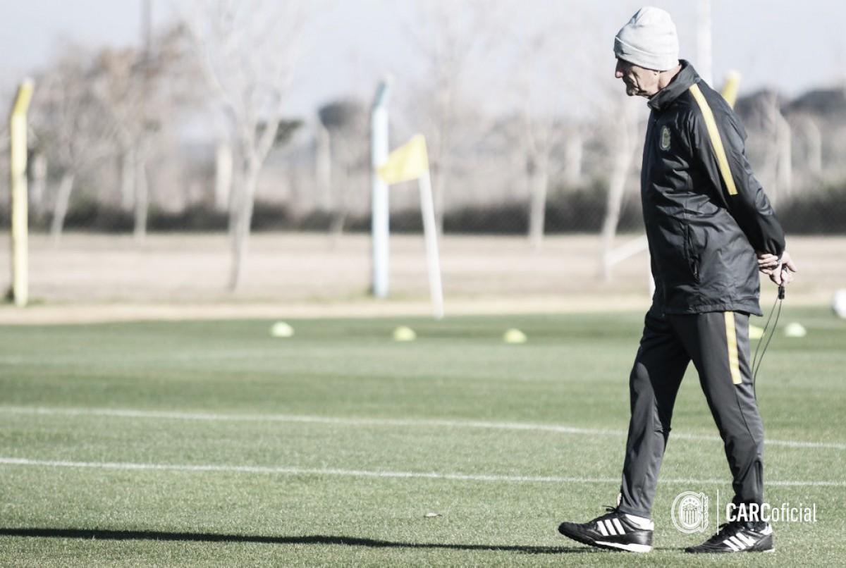 """Edgardo Bauza: """"Día a día el equipo va mejorando"""""""