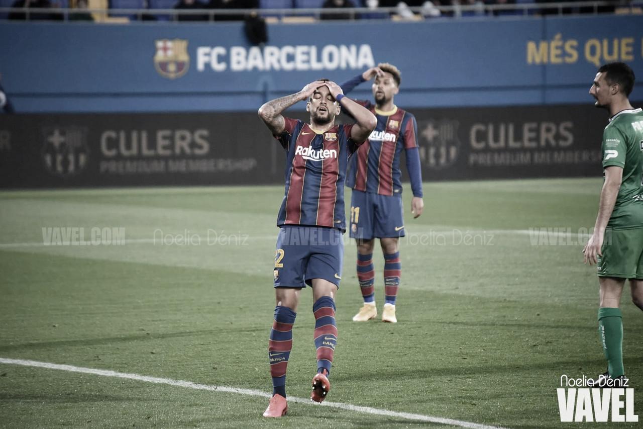 El análisis: reparto de puntos entre el Barça B y el Cornellà