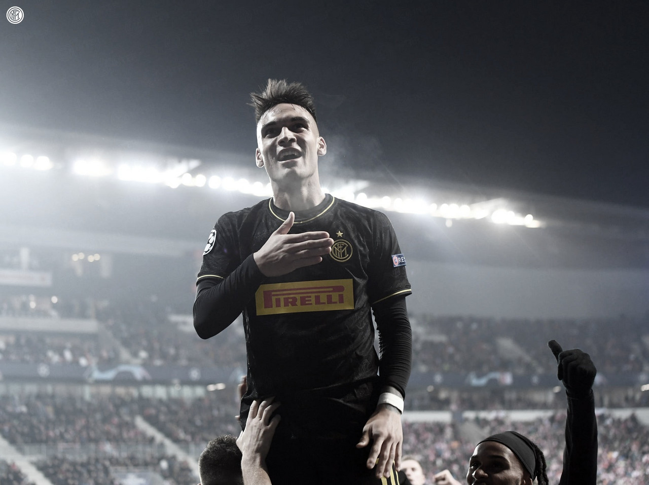 Slavia Praga 1-3 Inter: el gigante italiano mantiene intacta sus opciones