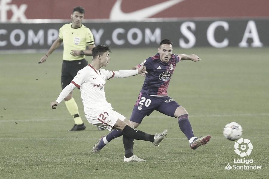 Resumen Real Valladolid vs Sevilla (1-1)