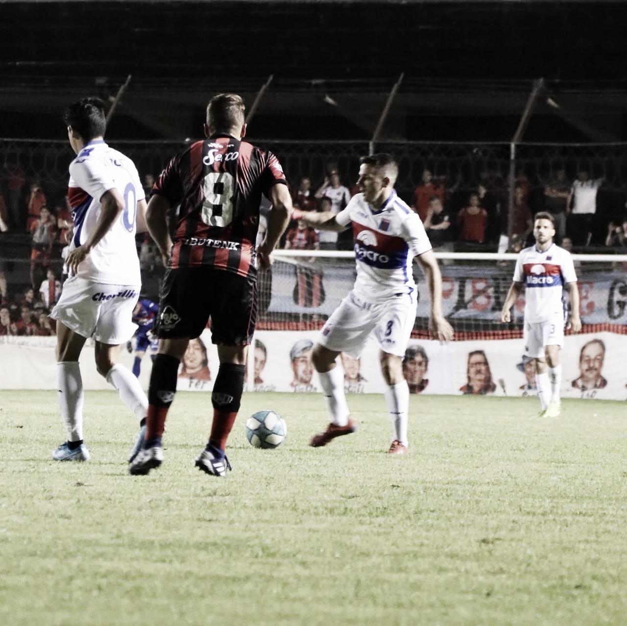 Tigre no pudo ante Defensores en Bajo Belgrano