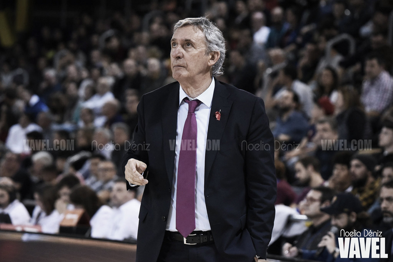 """Svetislav Pešić: """"Desde el primer minuto sabíamos cómo se tenía que jugar este encuentro"""""""