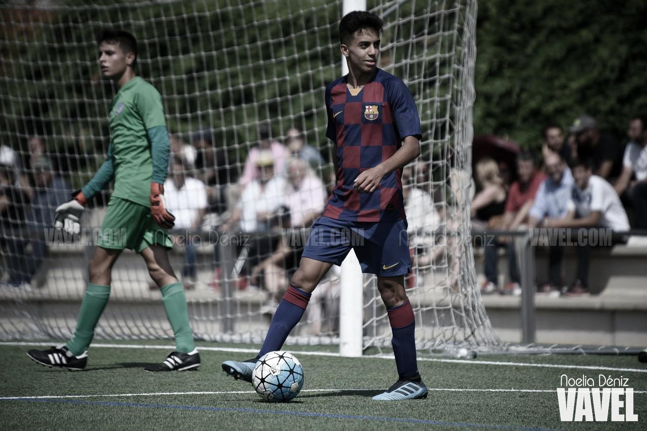 La selección española sub-16, campeona de la AGS Cup