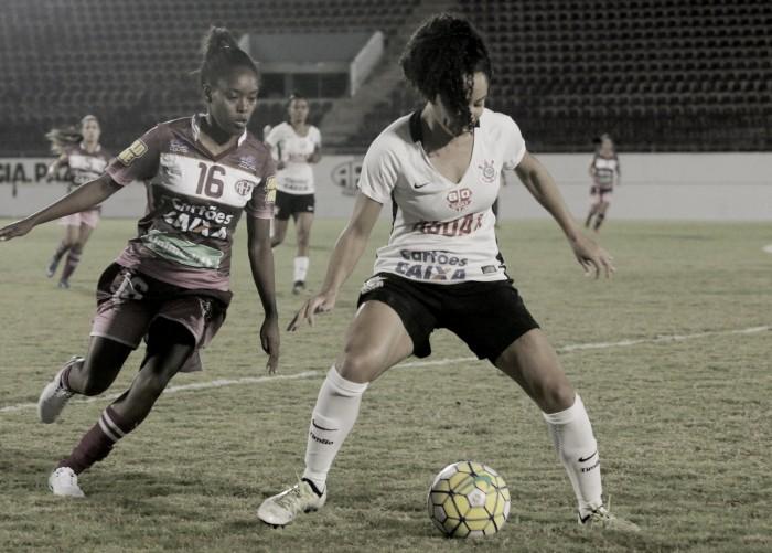 Em jogo equilibrado, Corinthians bate Ferroviária de virada no Brasileirão Feminino