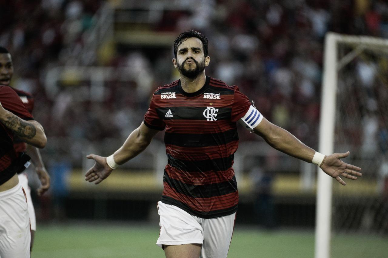 Flamengo negocia Henrique Dourado com futebol chinês