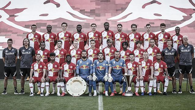 Así es el RB Salzburg, primer rival del Sevilla en la Champions