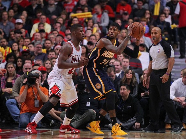 Indiana Pacers Looking To Make Statement Against Chicago Bulls
