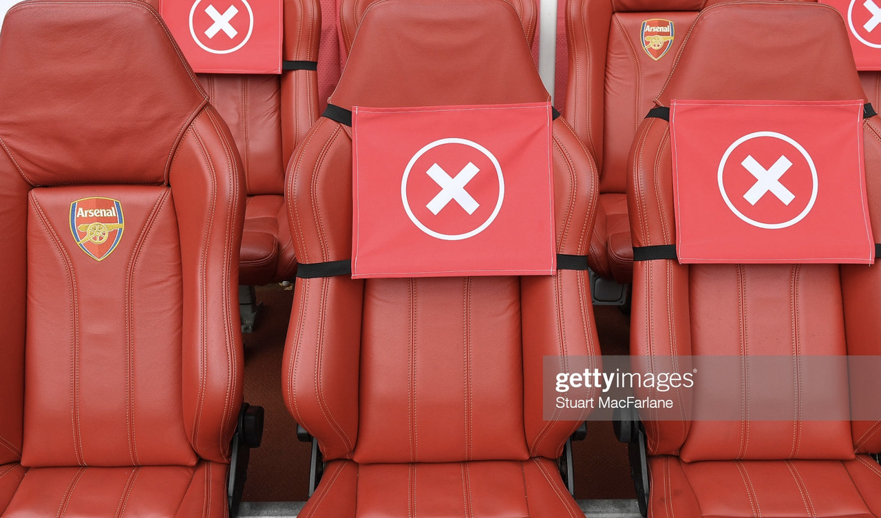 Gunners in danger of depleted squad ahead of summer clear-out