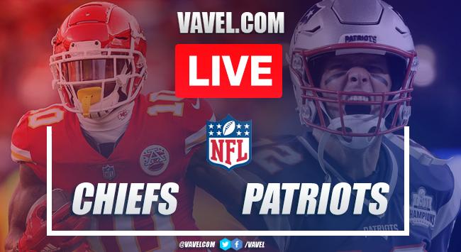 Highlights and touchdowns: Kansas City Chiefs 23-16 New England Patriots, 2019 NFL Season