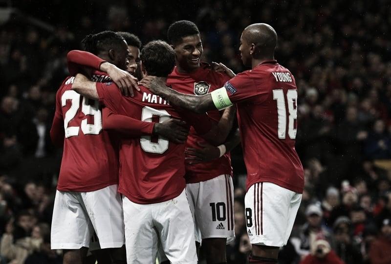 Vitórias de Manchester United e AZ Alkmaar; primeiras definições do Grupo L da Europa League