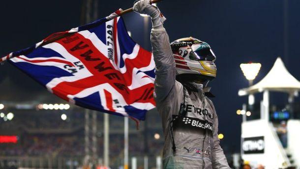 GP de Abu Dhabi: Hamilton, o novo rei da Fórmula 1
