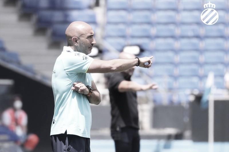 """Abelardo: """"La clave del partido ha sido el 1-2"""""""