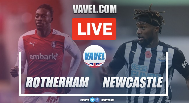 Goals and Highlights: Rotherham United 1-1 Newcastle United in Pre-Season Friendly Match 2021
