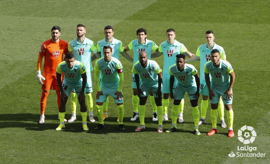 Levante - Granada CF : puntuaciones del Granada, jornada 22 de LaLiga