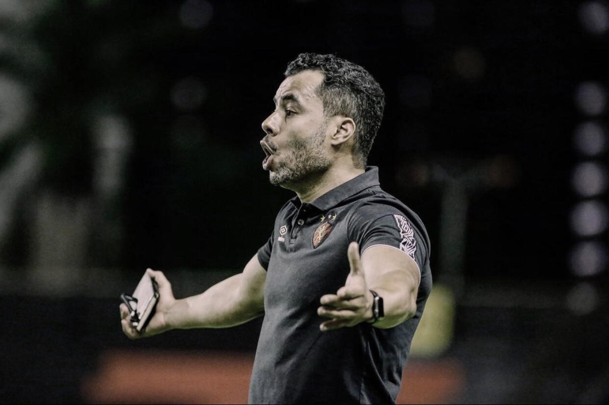 """Jair Ventura avalia permanência do Sport na Série A: """"Temos que comemorar"""""""