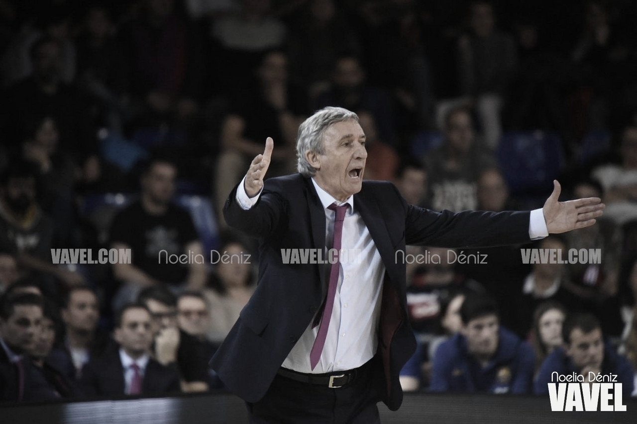 "Pesic: ""Estoy orgulloso de la lucha de mis jugadores"""