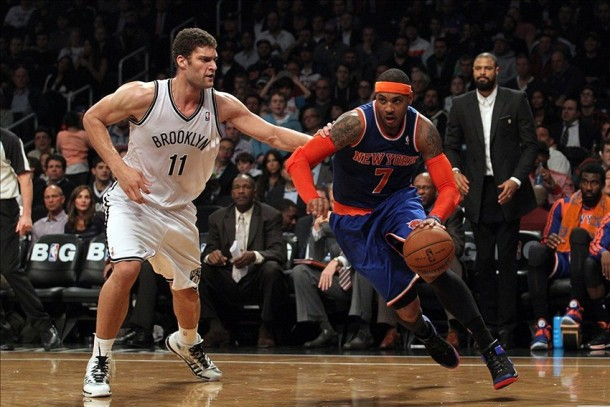 Battle Of The Boroughs: Brooklyn Nets - New York Knicks Preview