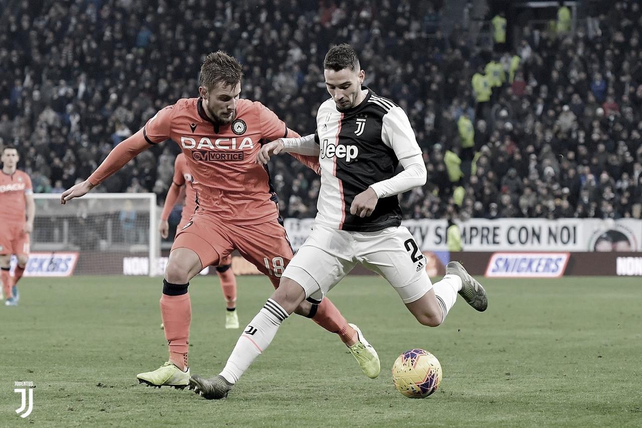 Juventus busca vitória simples diante da Udinese para confirmar eneacampeonato italiano