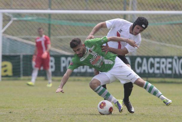 La SD Huesca se hace con Gaspar