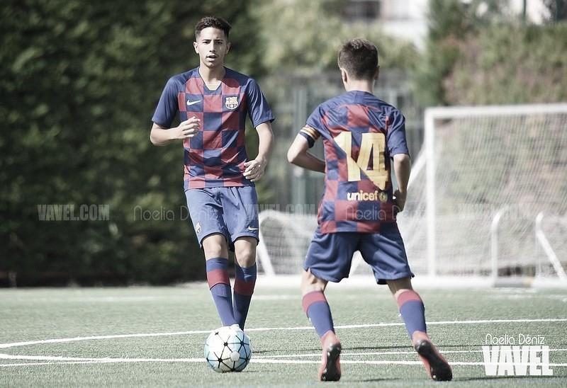 La selección española sub-16 debuta con victoria en la SportChain