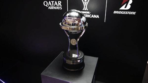 Los posibles rivales en la Copa Sudamericana