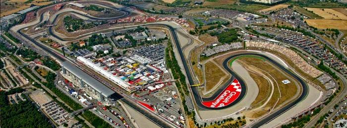 Il circuito di Catalunya in calendario fino al 2021