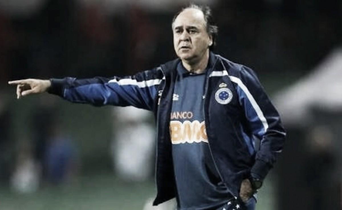 Coletiva de apresentação Marcelo Oliveira no Fluminense
