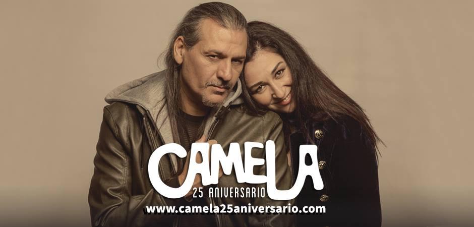Camela llega este viernes a Alicante para celebrar su 25 aniversario