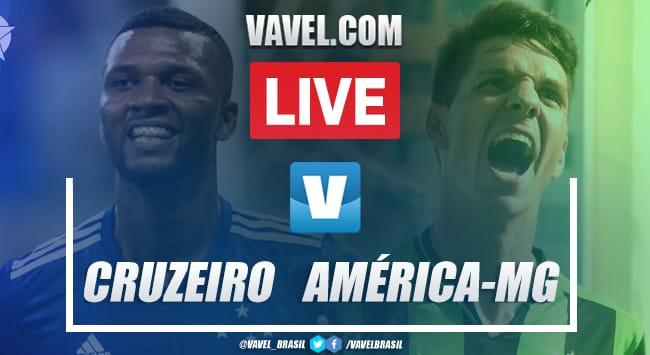 Gols e melhores momentos de Cruzeiro 1 X 2 América-MG pelo Campeonato Brasileiro Série B 2020