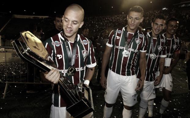 Marcos Jr. acerta com clube japonês e deixará o Fluminense no fim do ano