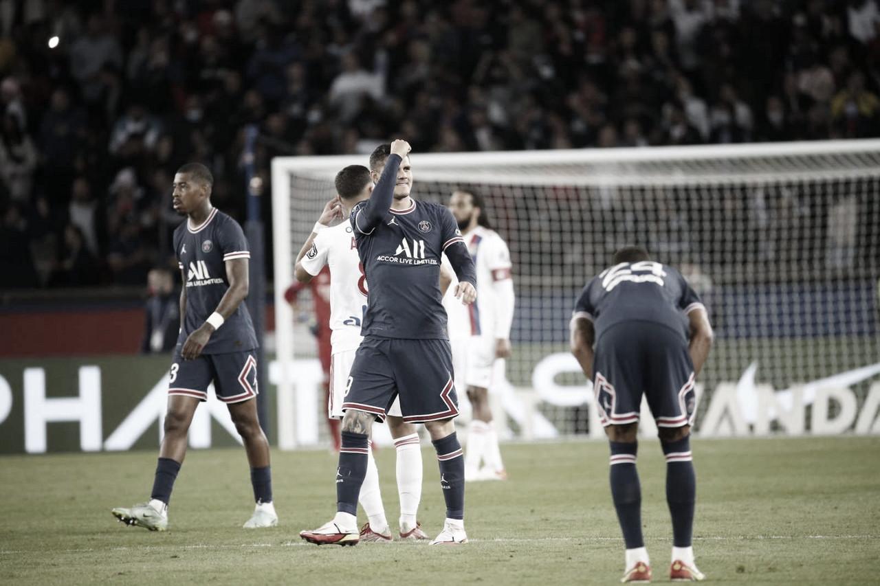 PSG vira sobre Lyon no último minuto e mantém máximo aproveitamento na Ligue 1