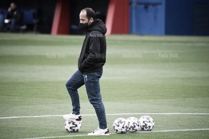 """Lluís Cortés: """"No hay partidos fáciles en Champions"""""""