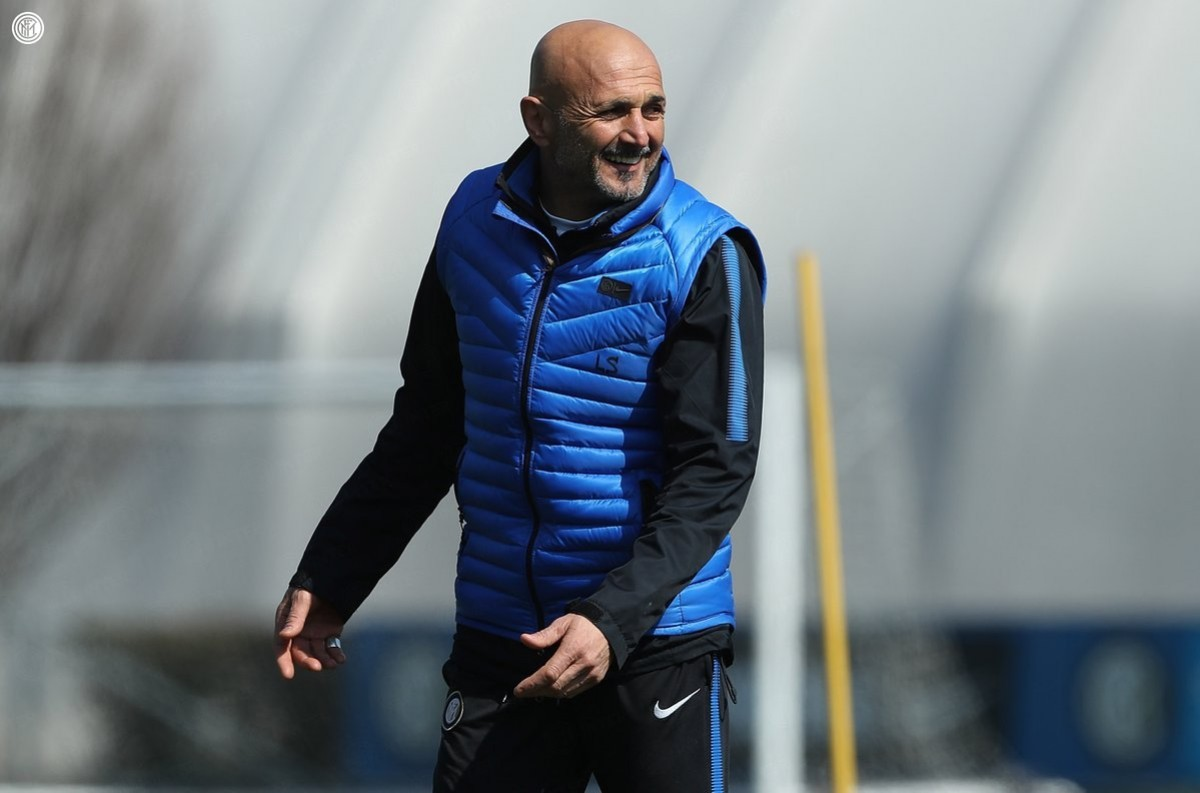 Il 6 maggio 2018 l'Inter affronta l'Udinese per conquistare punti Champions