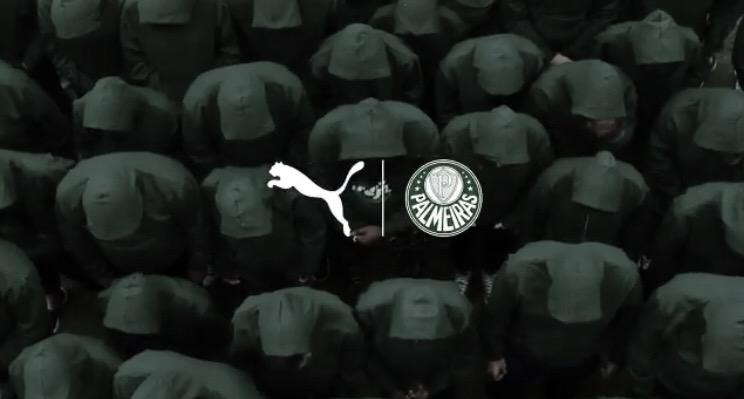 Puma anuncia os primeiros uniformes do Palmeiras para temporada 2019