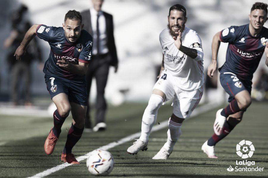 Previa SD Huesca vs Real Madrid: aumentar la confianza