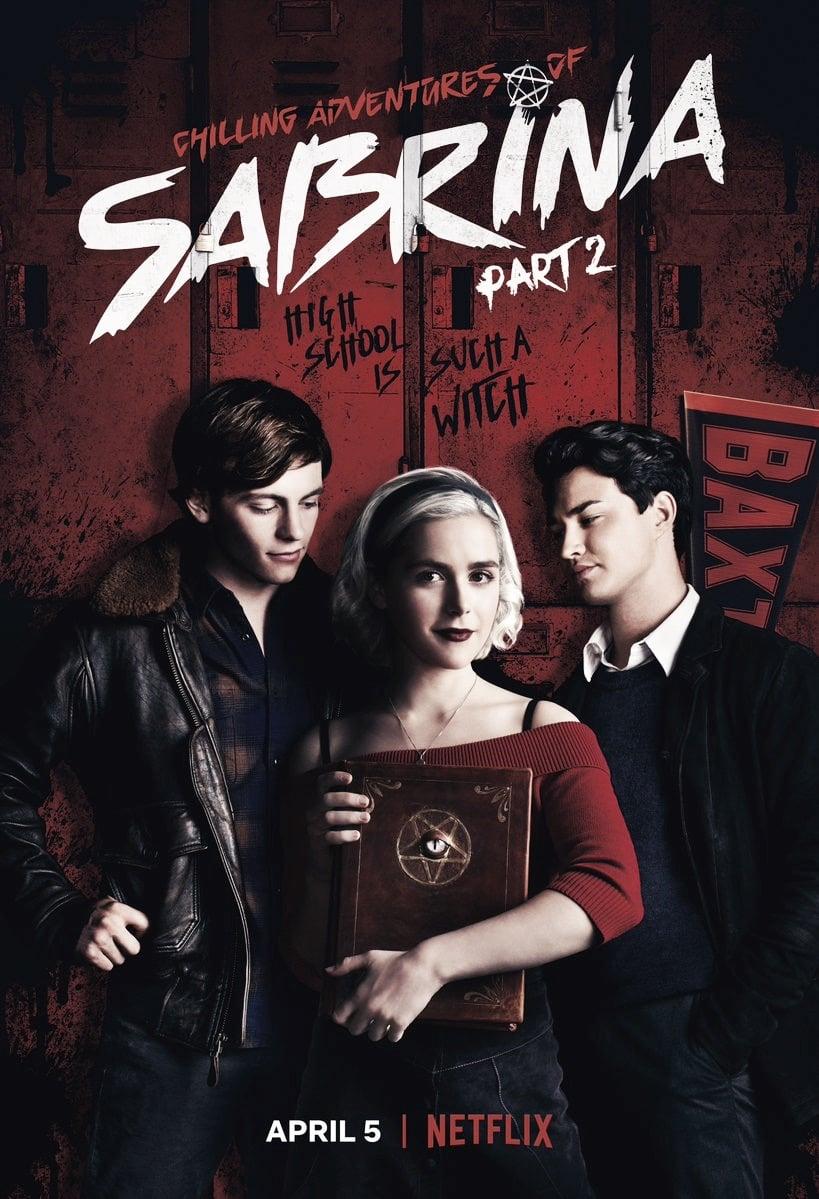 """Trailer da segunda temporada de """"O Mundo Sombrio de Sabrina"""" é divulgado"""