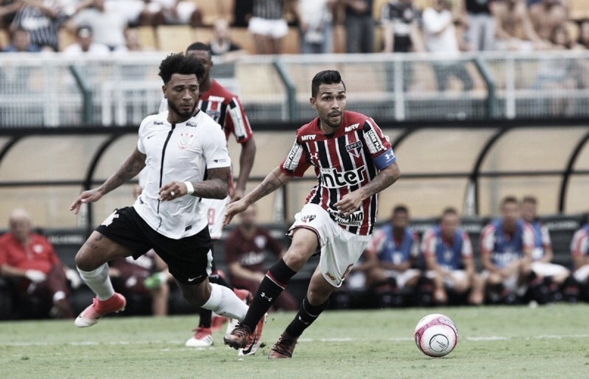São Paulo e Corinthians se enfrentam em primeiro jogo das semifinais do Paulistão