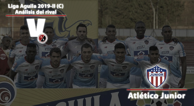 Cúcuta Deportivo, análisis del rival: Junior de Barranquilla